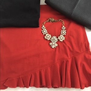 Dresses & Skirts - Hennes Red Skirt